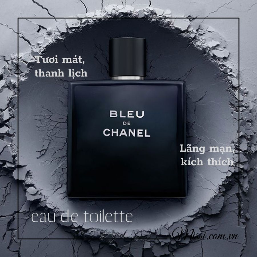 Bleu de Chanel EDT | Missi Perfume