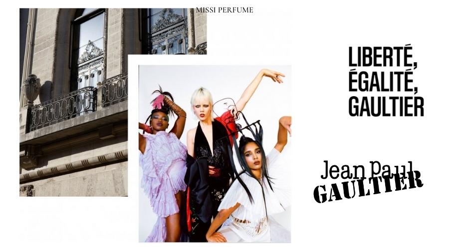 Vũ trụ nước hoa sexy nhà Jean Paul Gaultier | Missi Perfume